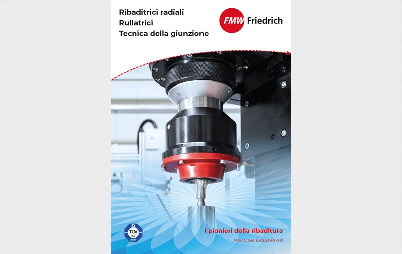 Gruppo  - Programma generale ribaditrici FMW Friedrich radial - Camar S.p.A.