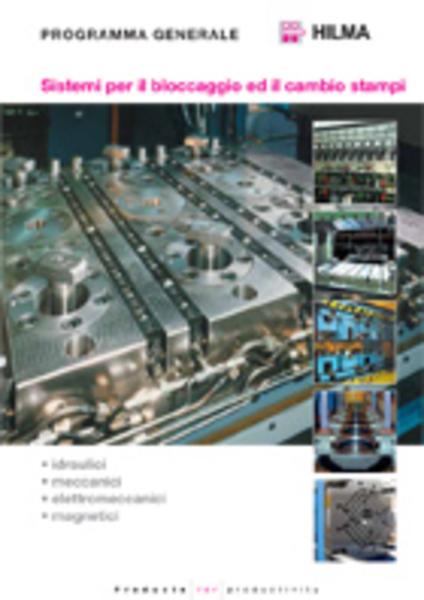 Gruppo 0 - Programma generale e indice componenti HILMA QDC - Camar S.p.A.