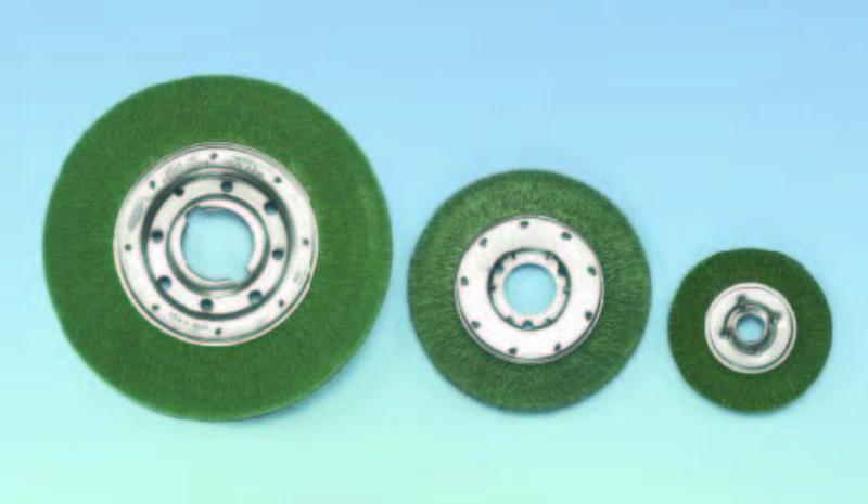 Gruppo  - Spazzole circolari con legante plastico PB-MONITOR - Camar S.p.A.