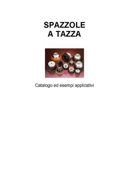 Gruppo  - Tabelle di catalogo ed esempi applicativi - Camar S.p.A.