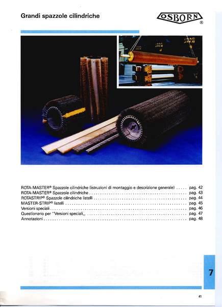Gruppo  - Tabelle di catalogo ed esempi applicativi OSBORN (Edizione 10-2002) - Camar S.p.A
