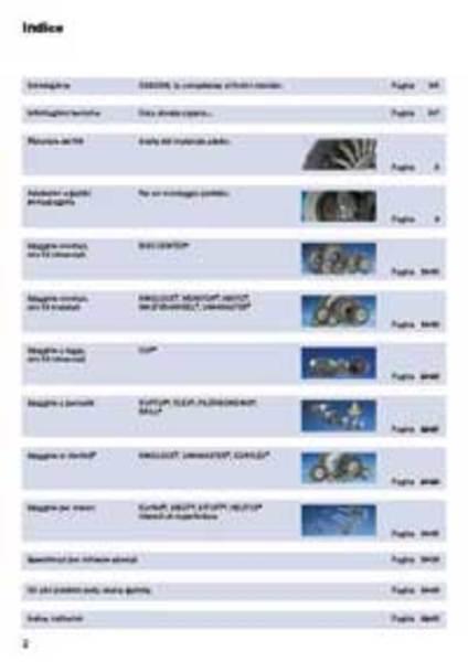 Gruppo  - Indice completo gruppi e numerico - Camar S.p.A.