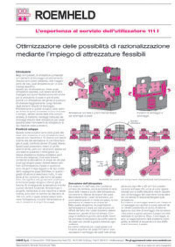Gruppo ESPERIENZE - ESEMPI APPLICATIVI - Camar S.p.A.