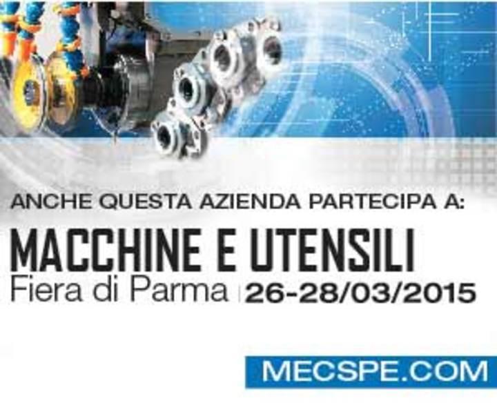 Macchine Utensili a MEC-SPE 2015