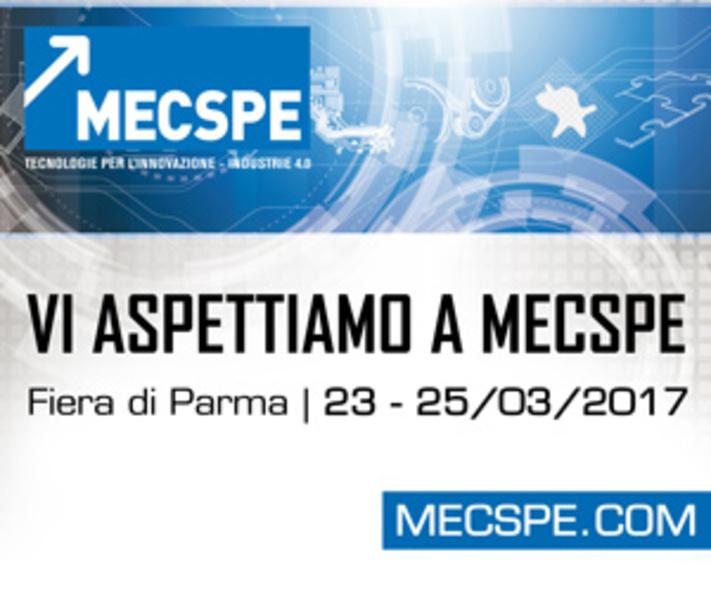 Venite a trovarci alla MEC-SPE di Parma