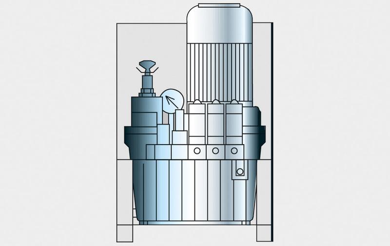 Gruppo D - Generatori di pressione ROEMHELD, centraline idrauliche - Camar S.p.A.