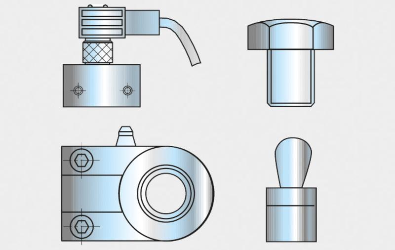 Gruppo G - Accessori per controllo posizione ROEMHELD, tasselli di pressione - Camar S.p.A.