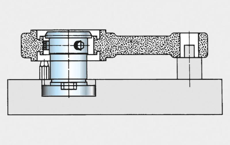 Gruppo H - Elementi di bloccaggio autocentranti ROEMHELD - Camar S.p.A.