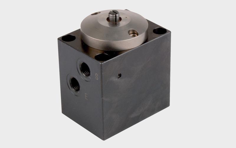 Gruppo B 1.4841 - Elemento di bloccaggio per pezzi forati, a basetta ROEMHELD – Camar S.p.A