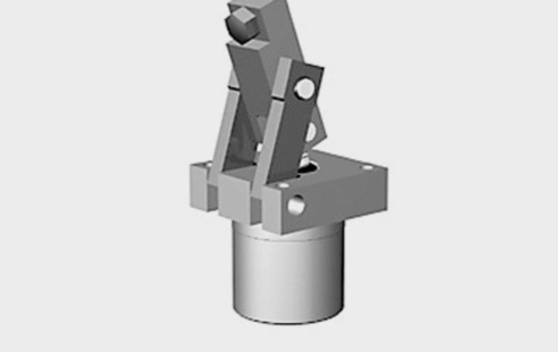 Gruppo B 1.825 - Elemento di bloccaggio a leva ROEMHELD – Camar S.p.A