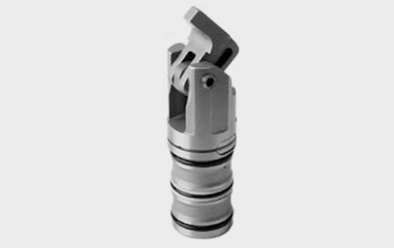 Gruppo B 1.8271 - Mini elemento di bloccaggio compatto a leva snodata ROEMHELD – Camar S.p.A