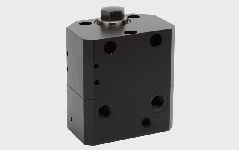 Gruppo B 1.930 - Elemento irrigiditore antivibrante autobloccante ROEMHELD – Camar S.p.A