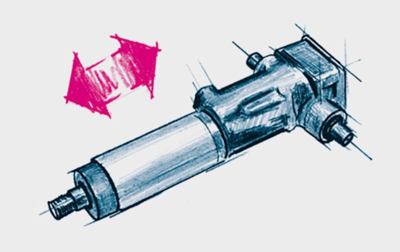 Gruppo L - Attuatori lineari meccano-idraulici ROEMHELD - Sistemi di bloccaggio – Camar S.p.A.