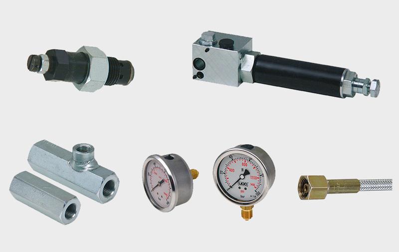 Gruppo 11 - Accessori per componenti HILMA QDC - Camar S.p.A.
