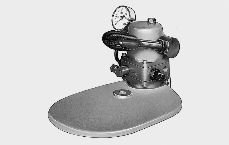 Gruppo WZ8800 - Pompa idraulica - Camar S.p.A.