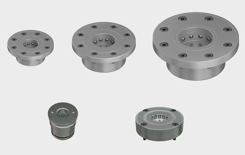 Gruppo 5 - SPEEDY BASIC - A molle - idraulico - pneumatico - Camar S.p.A.