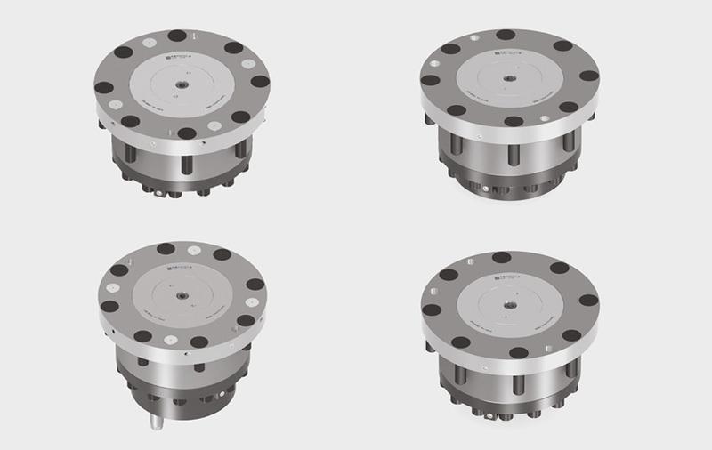 Gruppo 15 - System 3000 STARK, sistemi di bloccaggio idraulico - Camar S.p.A.