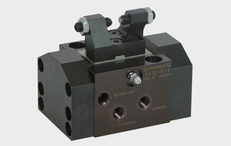 Sistema di bloccaggio a posizione flessibile