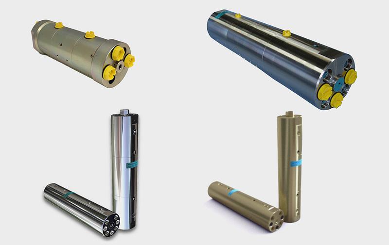 Gruppo HCxD2 - Moltiplicatori a doppio fluido miniBOOSTER, moltiplicatori di pressione - Camar S.p.A.
