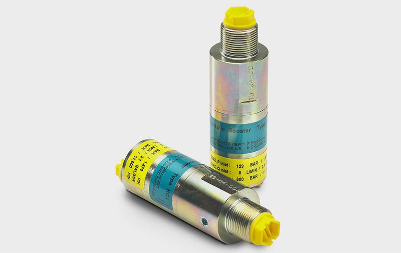 Gruppo HC1 - Moltiplicatore olio-olio HC1 - Fino a 8 l/min - Camar S.p.A.