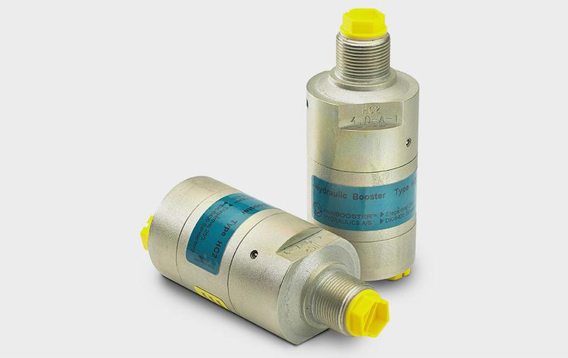 Gruppo HC2 - Moltiplicatore olio-olio HC2 - Fino a 15 l/min - Camar S.p.A.