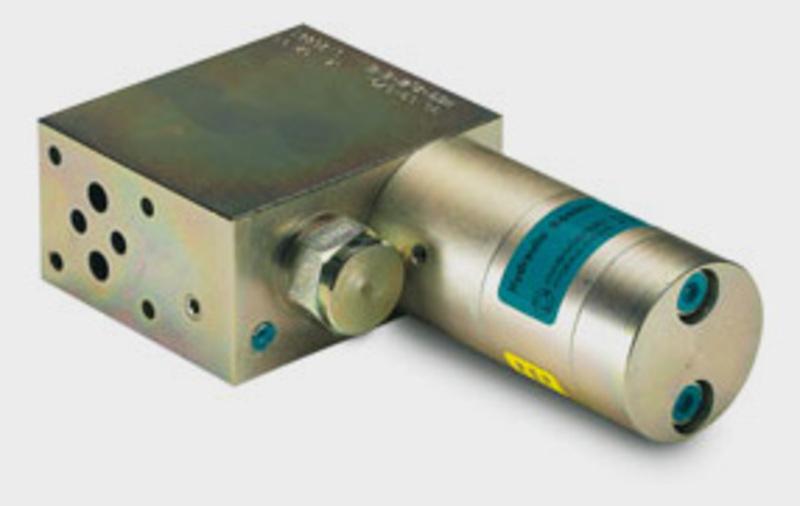 Gruppo HC3C - Moltiplicatore olio-olio HC3C - Protezione dalle grandi portate - Camar S.p.A.