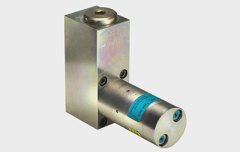 Gruppo HC3F - Moltiplicatore olio-olio HC3F - Con filtro - Camar S.p.A.