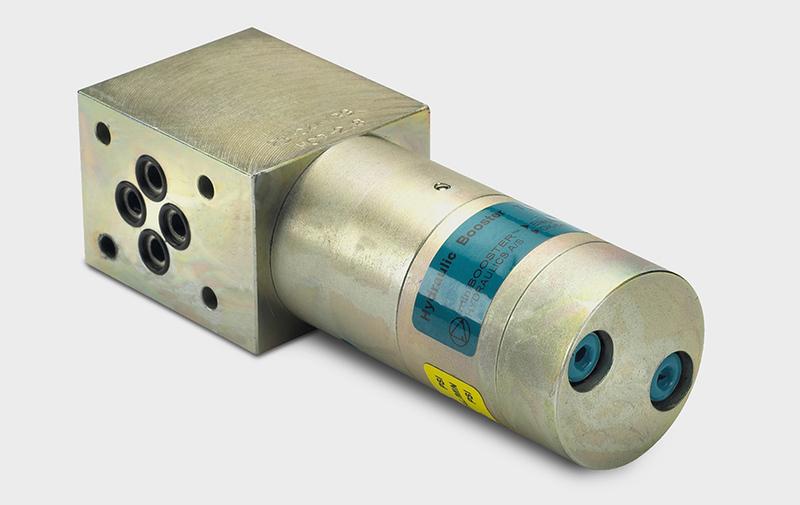Gruppo HC3H - Moltiplicatore olio-olio HC3H - Parte superiore chiusa - Camar S.p.A.