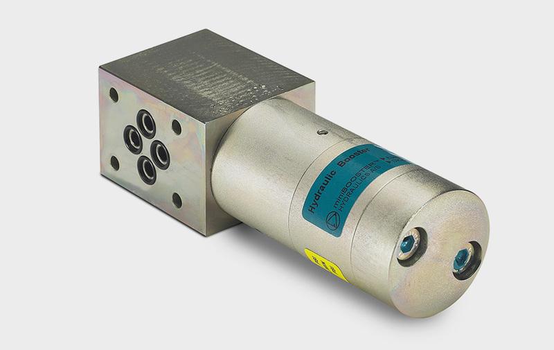 Gruppo HC3I - Moltiplicatore olio-olio HC3I - Alta pressione su B - Camar S.p.A.