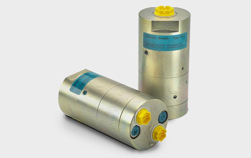Gruppo HC4 - Moltiplicatore olio-olio HC4 - Fino a 35 l/min - Camar S.p.A.