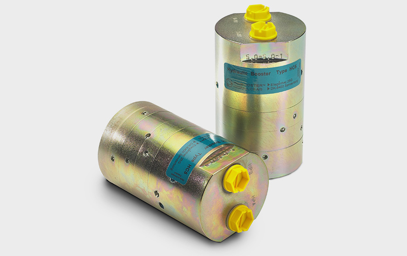 Gruppo HC5 - Moltiplicatore olio-olio HC5 - Bidirezionale - Camar S.p.A.