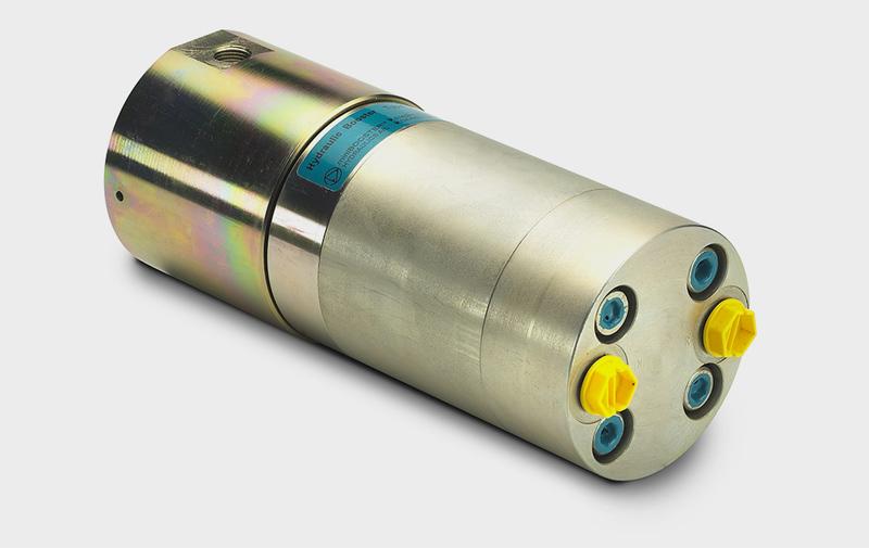 Gruppo HC9 - Moltiplicatore olio-olio HC9 - Pressioni fino a 5.000 bar - Camar S.p.A.