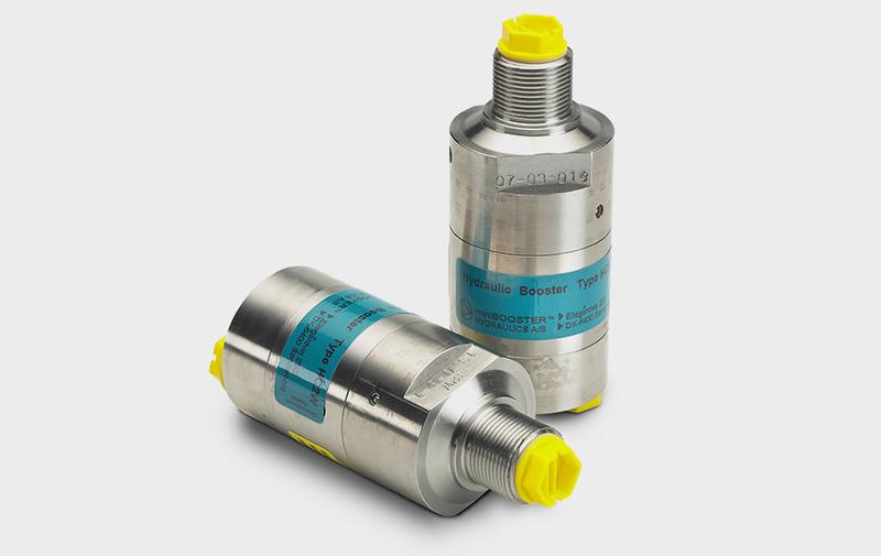 Gruppo HC2W - Moltiplicatore inox HC2W - Fino a 15 l/min - Camar S.p.A.
