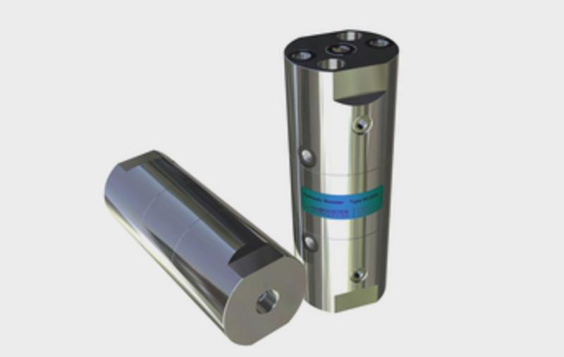 Gruppo HC2DW - Moltiplicatore inox HC2DW - Fino a 15 l/min - Camar S.p.A.