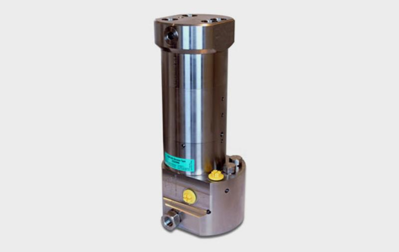 Gruppo HC6DW - Moltiplicatore inox HC6DW - Fino a 50 l/min - Camar S.p.A.