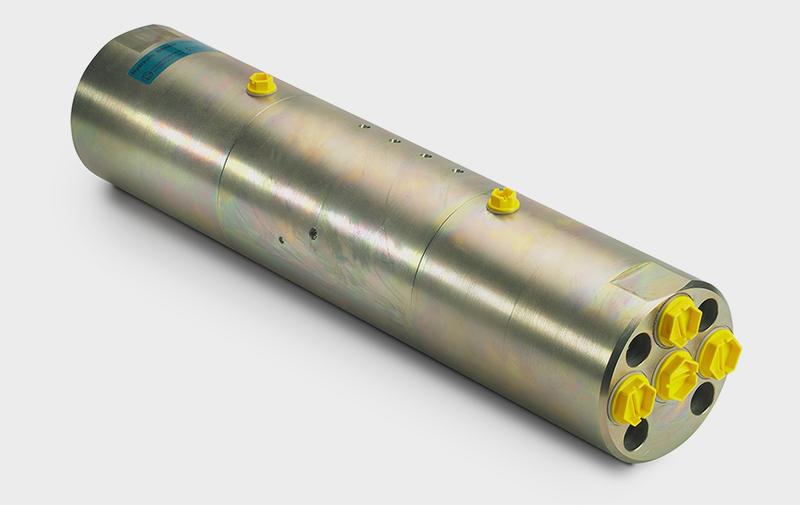 Gruppo HC6D2 - Moltiplicatore per 2 fluidi HC6D2 - Fino a 70 l/min - Camar S.p.A.