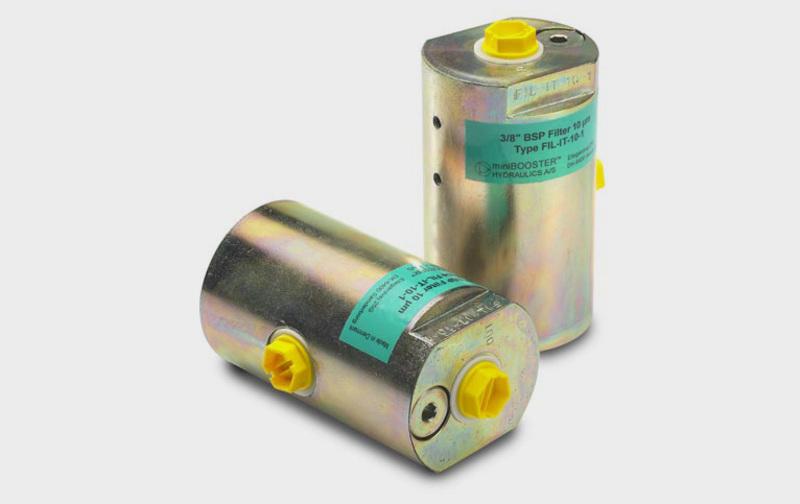 Gruppo FILXX - Filtro a T per alta pressione - Camar S.p.A.