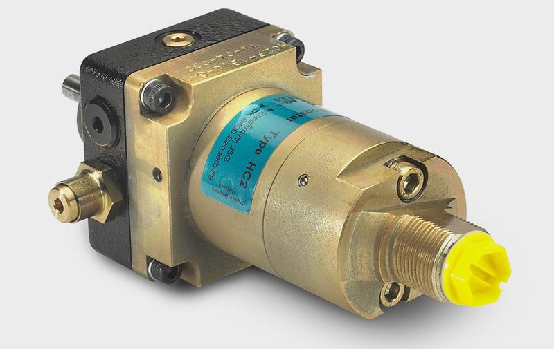 Gruppo  - Applicazione su macchine con servocontrollo - Camar S.p.A.