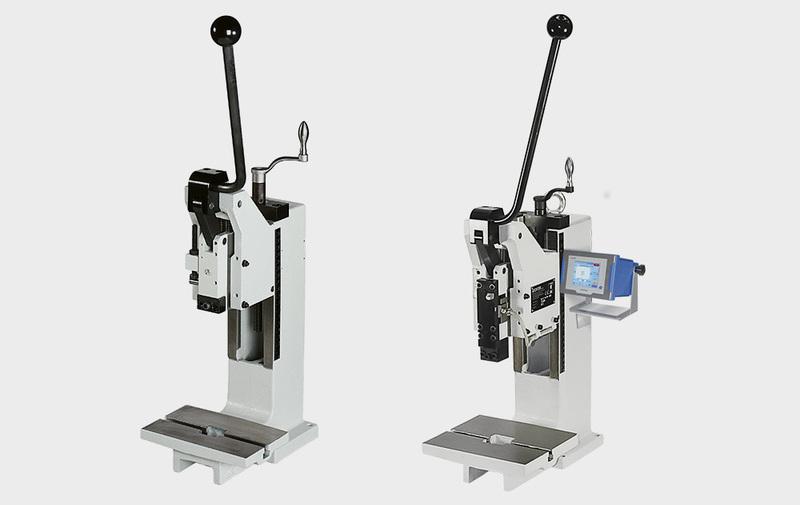 Gruppo HKPV - Pressette manuali a ginocchiera Tipo HKPV - Camar S.p.A.