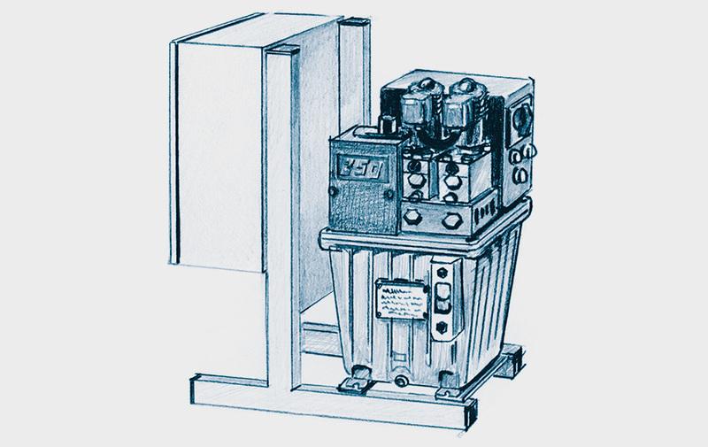 Gruppo D - Centraline idrauliche ROEMHELD - Centralina idraulica, sistemi di bloccaggio – Camar S.p.A.