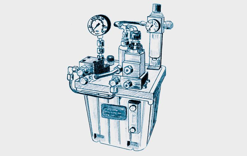 Gruppo D - Pompe pneumoidrauliche ROEMHELD - Pompa pneumoidraulica, sistemi di bloccaggio – Camar S.p.A.