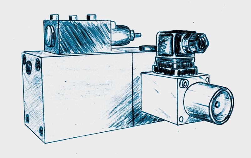 Gruppo D - Moltiplicatori di pressione aria-olio e olio-olio ROEMHELD - Sistemi di bloccaggio – Camar S.p.A.