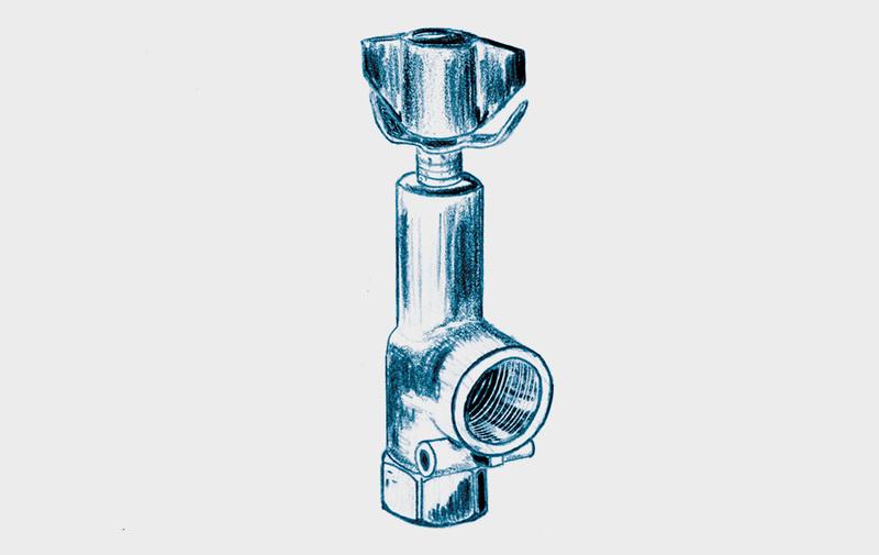 Gruppo C - Valvole limitatrici di pressione ROEMHELD - Sistemi di bloccaggio – Camar S.p.A.