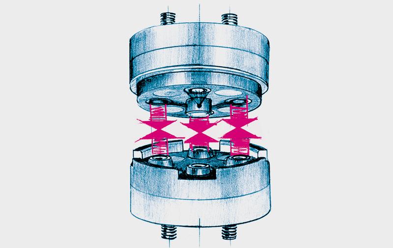 Gruppo F - Giunti di accoppiamento e unità di accoppiamento ROEMHELD - Sistemi di bloccaggio – Camar S.p.A.