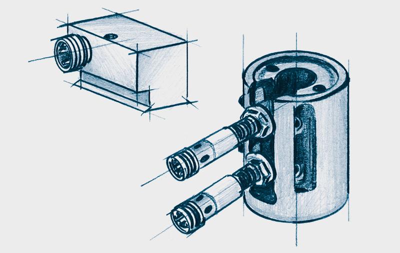 Gruppo G - Accessori per controllo posizione ROEMHELD - Sistemi di bloccaggio – Camar S.p.A.