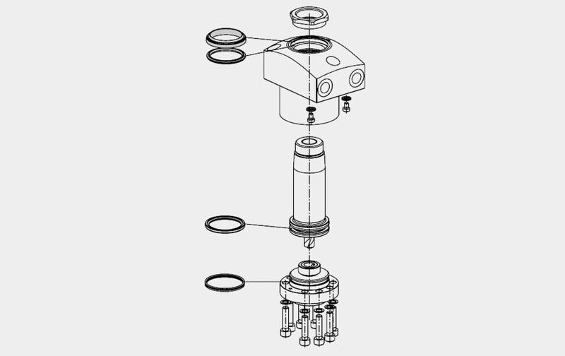 Gruppo S 0.001 - Serie guarnizioni ROEMHELD - Sistemi di bloccaggio – Camar S.p.A.
