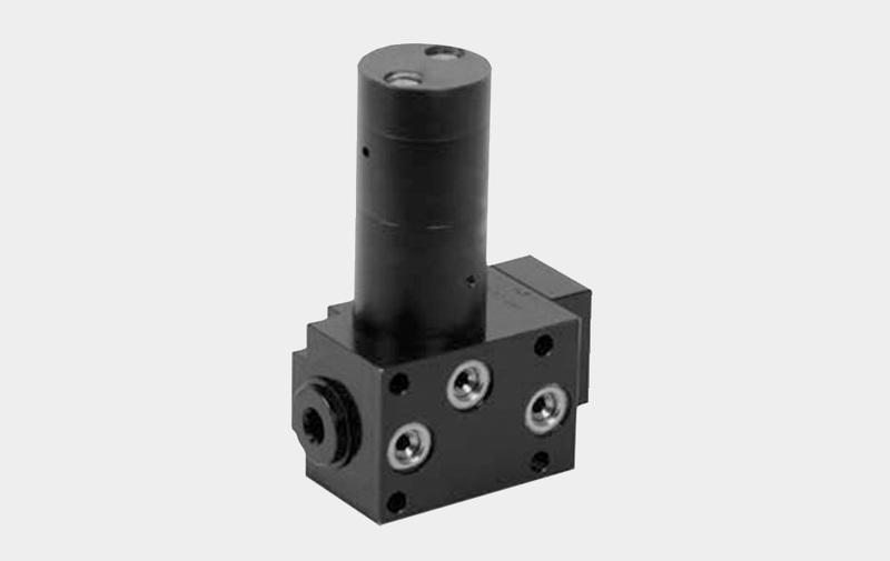 Gruppo D 8.757 - Moltiplicatore di pressione olio-olio Roemheld (D 8.757 – Edizione 10-2015) - Camar S.p.A