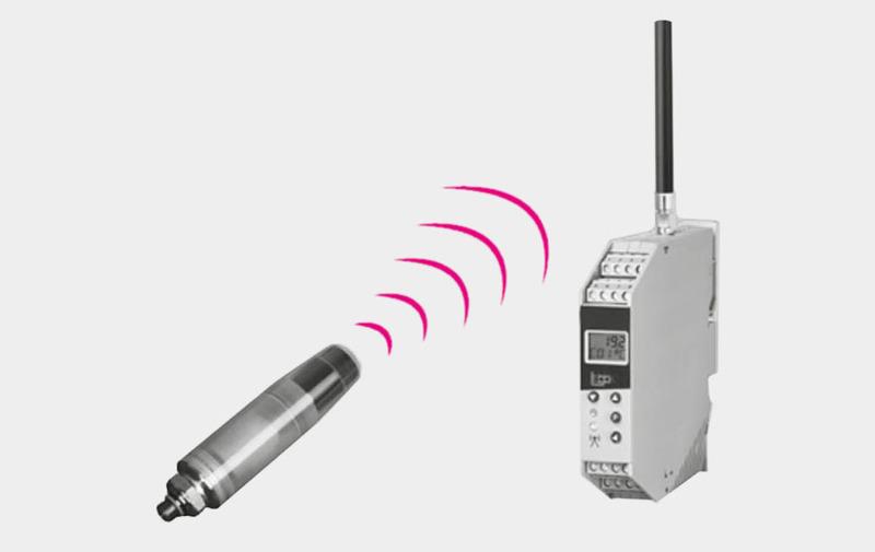Gruppo F 9.750 - Controllo della pressione senza fili tramite WIFI - Camar S.p.A.