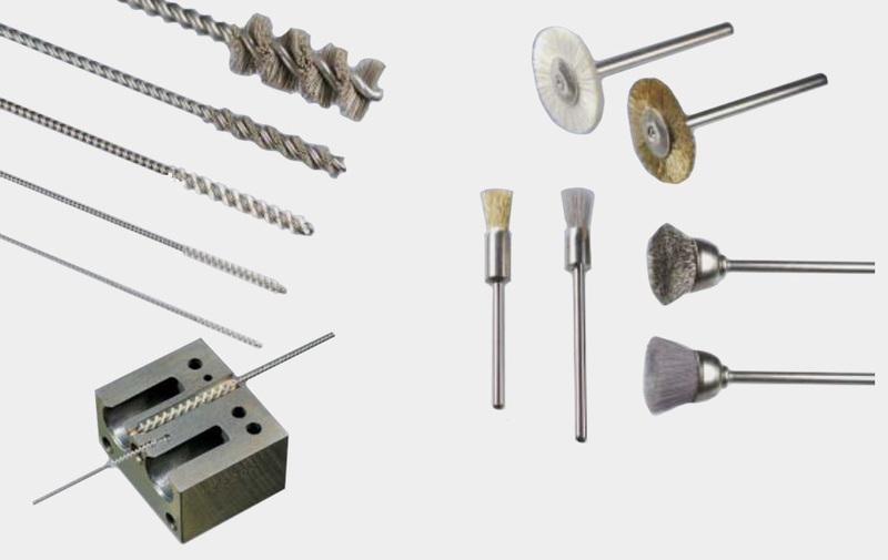 Gruppo Cap. 2 - MICROspazzole OSBORN, spazzola industriale - Camar S.p.A.