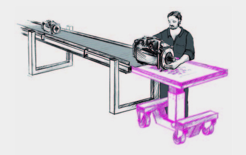 Gruppo MODULOG - Sistemi di movimentazione ROEMHELD - Camar S.p.A.